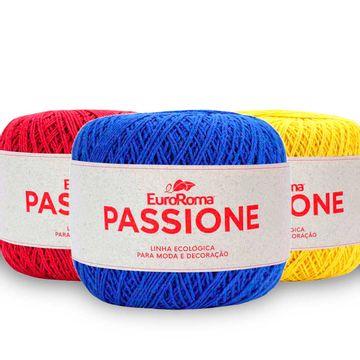 Linha-Passione-EuroRoma-150g-400m-Della-Aviamentos