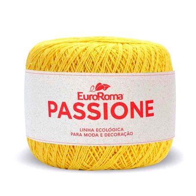 Linha-Passione-EuroRoma-150g-400m-450-Amarelo-Ouro-Della-Aviamentos
