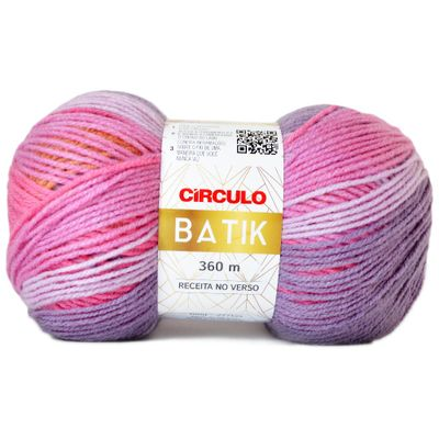 La-Batik-Circulo-100g-Cor-9713-Mescla-Fofura-Della-Aviamentos