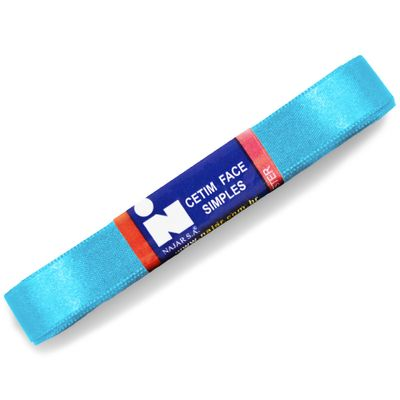 Fita-de-Cetim-Najar-nº-03-15-mm-Pacote-de-10-metros-Cor-21-Azul-Turquesa-Della-Aviamentos