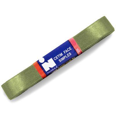 Fita-de-Cetim-Najar-nº-03-15-mm-Pacote-de-10-metros-Cor-39-Verde-Militar-Della-Aviamentos
