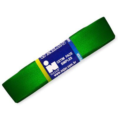 Fita-de-Cetim-Najar-nº-05-22-mm-Pacote-de-10-metros-Cor-23-Verde-Bandeira-Della-Aviamentos
