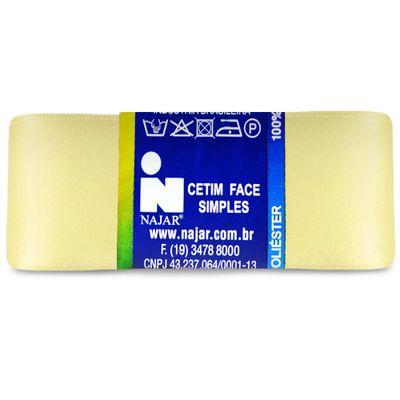 Fita-de-Cetim-Najar-nº-09-38-mm-Pacote-de-10-metros-Cor-17-Amarelo-Jasmin-Della-Aviamentos