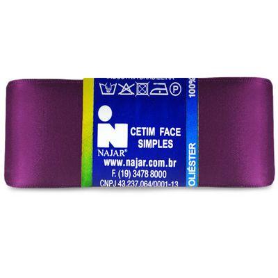 Fita-de-Cetim-Najar-nº-09-38-mm-Pacote-de-10-metros-Cor-31-Roxo-Violeta-Della-Aviamentos