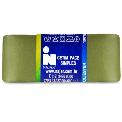 Fita-de-Cetim-Najar-nº-09-38-mm-Pacote-de-10-metros-Cor-39-Verde-Militar-Della-Aviamentos