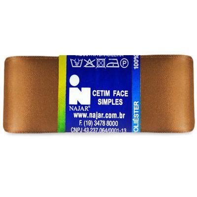 Fita-de-Cetim-Najar-nº-09-38-mm-Pacote-de-10-metros-Cor-46-Marrom-Della-Aviamentos