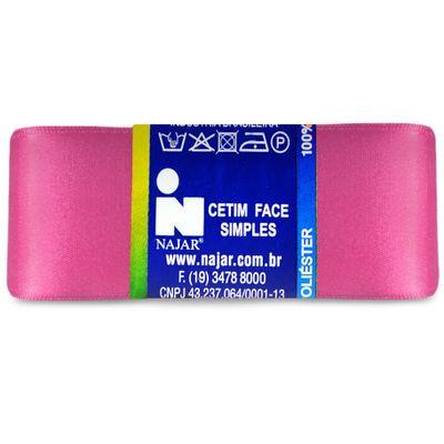 Fita-de-Cetim-Najar-nº-09-38-mm-Pacote-de-10-metros-Cor-66-Rosa-Pink-Della-Aviamentos