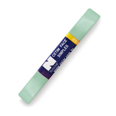 Fita-de-Cetim-Najar-nº-02-10-mm-Pacote-de-10-metros-Cor-26-Verde-Agua-Della-Aviamentos