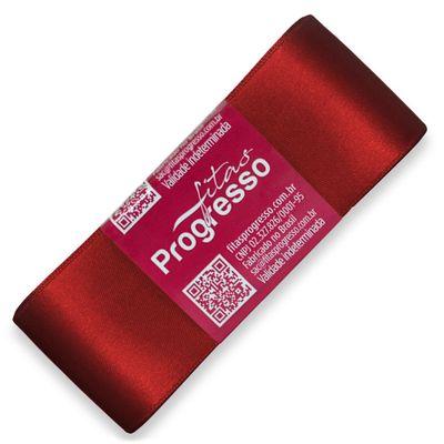 Fita-de-Cetim-Progresso-nº-09-38-mm-Pacote-de-10-metros-Cor-209-Vermelho-Red-Della-Aviamentos