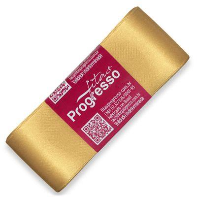 Fita-de-Cetim-Progresso-nº-09-38-mm-Pacote-de-10-metros-Cor-228-Ouro-Sable-Della-Aviamentos