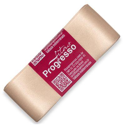 Fita-de-Cetim-Progresso-nº-09-38-mm-Pacote-de-10-metros-Cor-236-Bege-Taupe-Della-Aviamentos