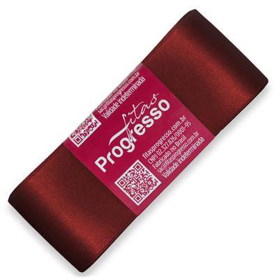 Fita-de-Cetim-Progresso-nº-09-38-mm-Pacote-de-10-metros-Cor-398-Vinho-Burgundy-Della-Aviamentos