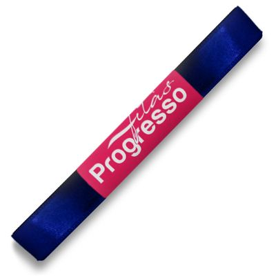 Fita-de-Cetim-Progresso-nº-02-10-mm-Pacote-de-10-metros-Cor-1199-Azul-Bic-Cobalt-Della-Aviamentos