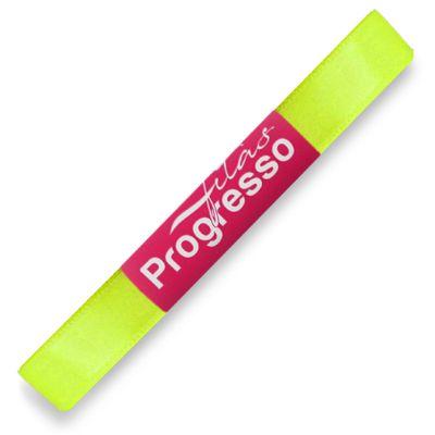 Fita-de-Cetim-Progresso-nº-02-10-mm-Pacote-de-10-metros-Cor-280-Verde-Citrico-Flo-Lime-Della-Aviamentos