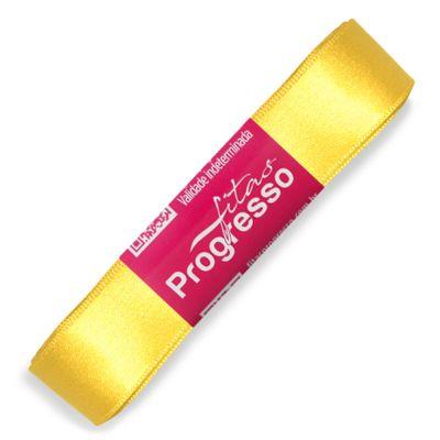 Fita-de-Cetim-Progresso-nº-05-22-mm-Pacote-de-10-metros-Cor-242-Amarelo-Canario-Light-Yellow-Della-Aviamentos