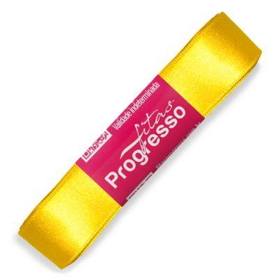 Fita-de-Cetim-Progresso-nº-05-22-mm-Pacote-de-10-metros-Cor-763-Amarelo-Gema-Yellow-Gold-Della-Aviamentos