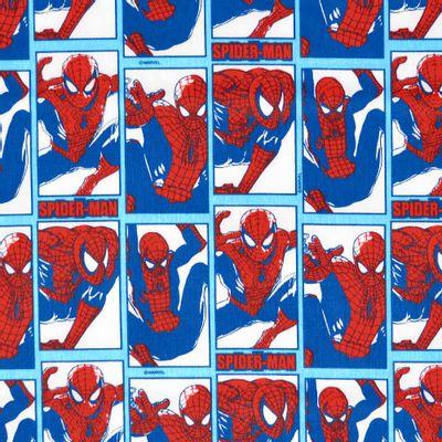 Tecido-Tricoline-Estampado-Colecao-Marvel-Homem-Aranha-Della-Aviamentos.
