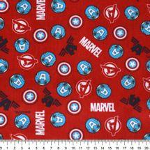 Tecido-Tricoline-Estampado-Colecao-Marvel-Capitao-America-Fundo-Vermelho-Della-Aviamentos-8711