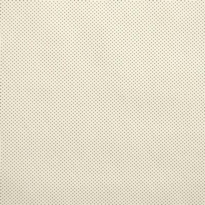 Tecido-Tricoline-Estampado-Poa-Mini-Marrom-Fundo-Bege-Della-Aviamentos.