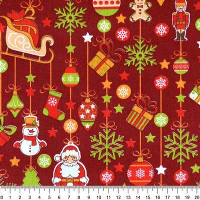 Tecido-Tricoline-Natal-Enfeites-de-Natal-Fundo-Vermelho-Della-Aviamentos-8722