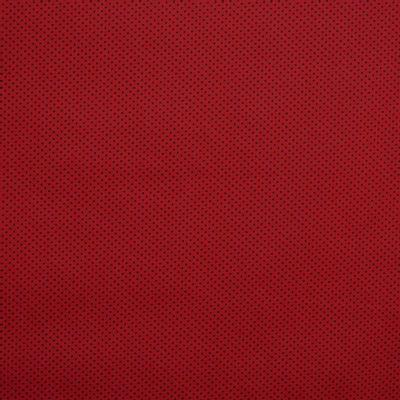 Tecido-Tricoline-Estampado-Poa-Mini-Preto-Fundo-Vermelho-Della-Aviamentos.