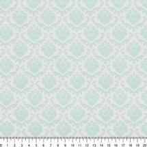 Tecido-Tricoline-Estampado-Textura-Damask-Acqua-Fundo-Branco-Della-Aviamentos-5680