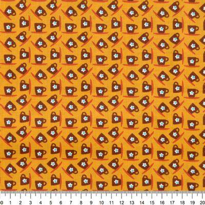 Tecido-Tricoline-Estampado-Cozinha-Mini-Xicaras-Fundo-Mostarda-Della-Aviamentos-5683