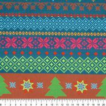 Tecido-Tricoline-Estampado-Natal-Faixas-Coloridas-Fundo-Azul-Della-Aviamentos-5796