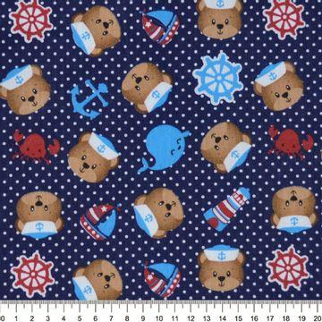 Tecido-Tricoline-Estampado-Infantil-Urso-Marinheiro-Fundo-Azul-Marinho-Della-Aviamentos-9032