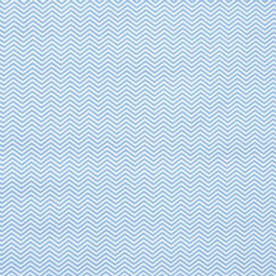 Tecido-Tricoline-Estampado-Chevron-Azul-Claro-Della-Aviamentos