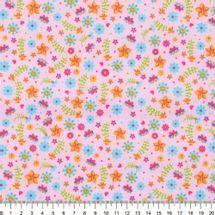 Tecido-Tricoline-Estampado-Floral-Compose-Fundo-Rosa-Della-Aviamentos-9037