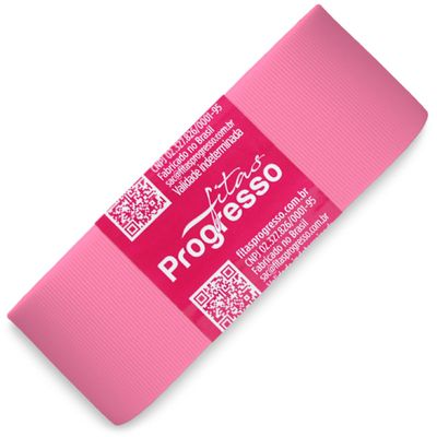 Fita-de-Gorgurao-Progresso-nº-09-38-mm-Pacote-de-10-metros-Cor-1365-Rosa-Iogurte-Yogurt-Pink-Della-Aviamentos