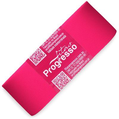 Fita-de-Gorgurao-Progresso-nº-09-38-mm-Pacote-de-10-metros-Cor-279-Rosa-Citrico-Flo-Pink-Della-Aviamentos