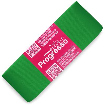 Fita-de-Gorgurao-Progresso-nº-09-38-mm-Pacote-de-10-metros-Cor-217-Verde-Bandeira-Emerald-Della-Aviamentos