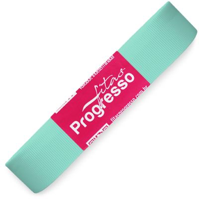 Fita-de-Gorgurao-Progresso-nº-05-22-mm-Pacote-de-10-metros-Cor-247-Azul-Tiffany-Tifanny-Blue-Della-Aviamentos