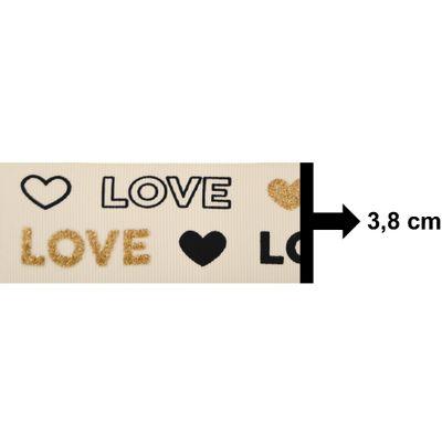 Fita-de-Gorgurao-Decorada-Progresso-38-mm-Rolo-de-10-metros-Cor-18-Love-Com-Gliter-Della-Aviamentos