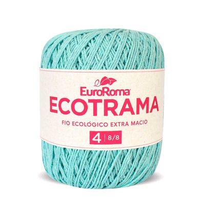 Barbante-Ecotrama-EuroRoma-200g-Della-Aviamentos-800-Verde-Agua-Della-Aviamentos
