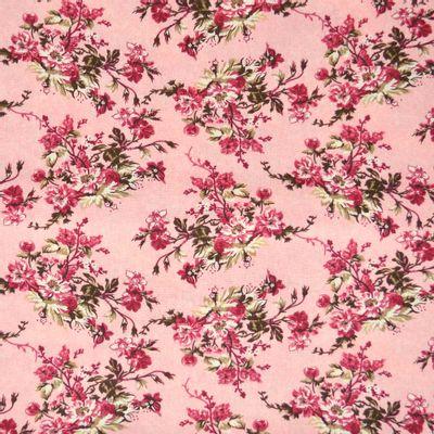 Tecido-Tricoline-Floral-Catherine-Fundo-Rosa-9183