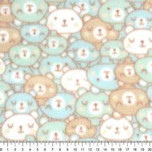 Tecido-Microsoft-Estampado-Urso-Faces-Azul-e-Tiffany