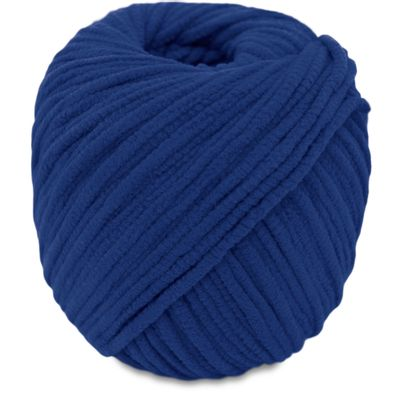 Linha-AmiguLove-Pelucia-Cisne-90-m-Cor-149-Azul-Escuro-Della-Aviamentos