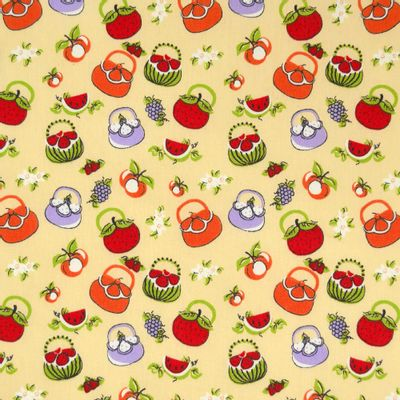 Tecido-Tricoline-Cesto-de-Frutas-Fundo-Amarelo-9173