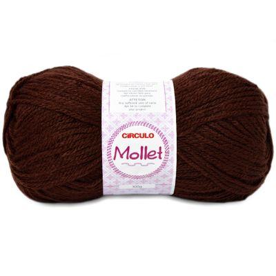 La-Mollet-Circulo-100g-Cor-608-Chocolate-Della-Aviamentos