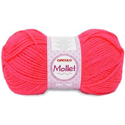 La-Mollet-Circulo-100g-Cor-784-Rosa-Neon-Della-Aviamentos
