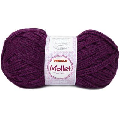 La-Mollet-Circulo-100g-Cor-6313-Amora-Della-Aviamentos