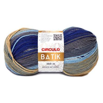 La-Batik-Circulo-100g-Cor-9511-Azul-Rei-Della-Aviamentos