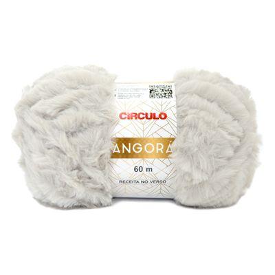 La-Angora-Circulo-100g-Cor-8082-Chromium-Della-Aviamentos