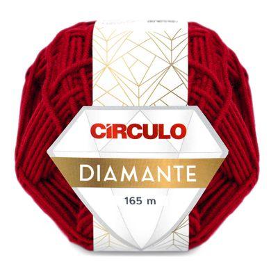 La-Diamante-Circulo-100g-Cor-3287-Vermelho-Paixao-Della-Aviamentos-Recuperado