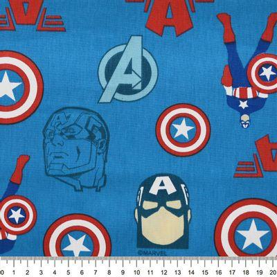 Tecido-Tricoline-Colecao-Marvel-Capitao-America-Della-Aviamentos