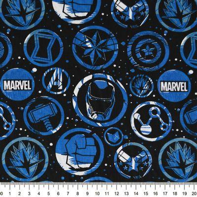 Tecido-Tricoline-Colecao-Marvel-Avengers-2-Fundo-Preto-Della-Aviamentos