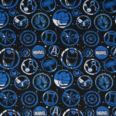 Tecido-Tricoline-Colecao-Marvel-Avengers-2-Fundo-Preto-Della-Aviamentos-9380